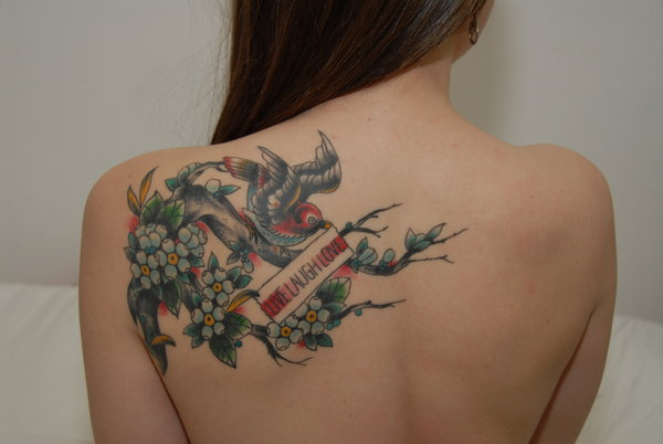 back tattoo designs osha